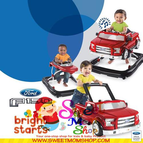4a14ce07d7e3 Bright Starts 3 Ways To Play Walker Ford F 150