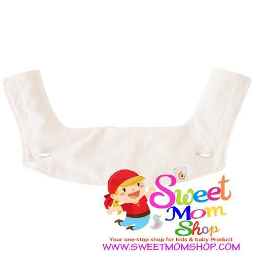 ... Ergobaby 360 Carrier Teething Pad/Bib