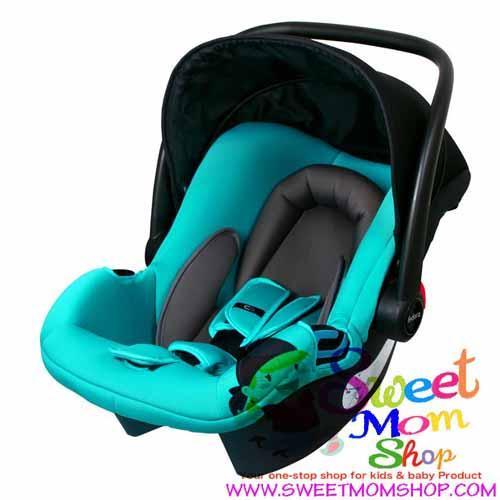 f89e775eb1e87 Fedora Carseat Carrier C0 - Blue »» Sweet Mom Shop Jual mainan anak ...