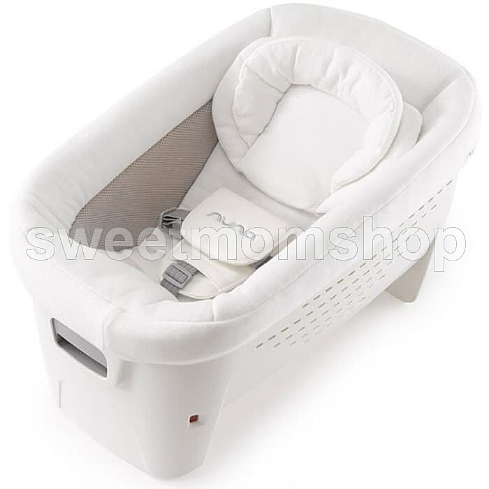 Nuna Zaaz Newborn Seat Cloud