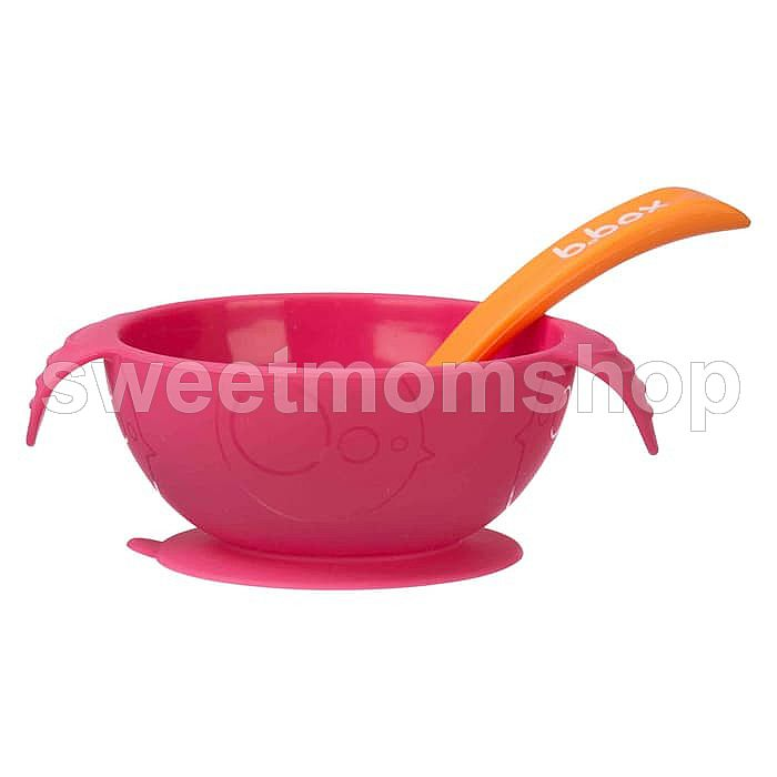 BBOX First Silicone Feeding Set / Silicone Bowl and Spoon