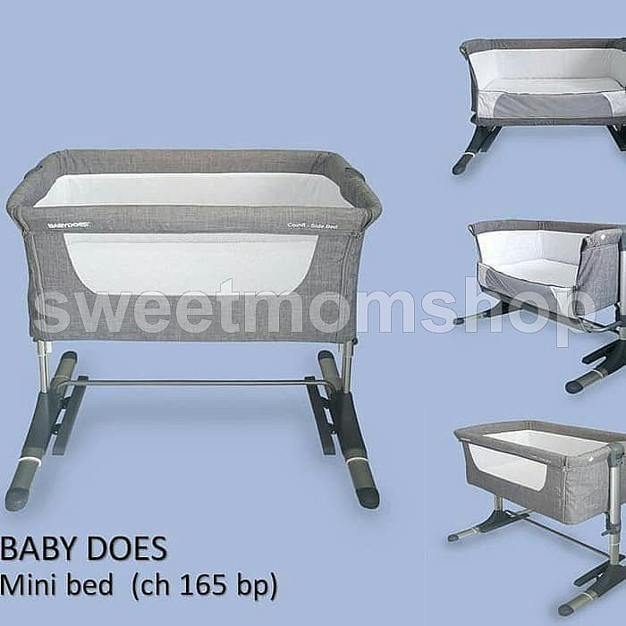 Babydoes Mini Bed 165