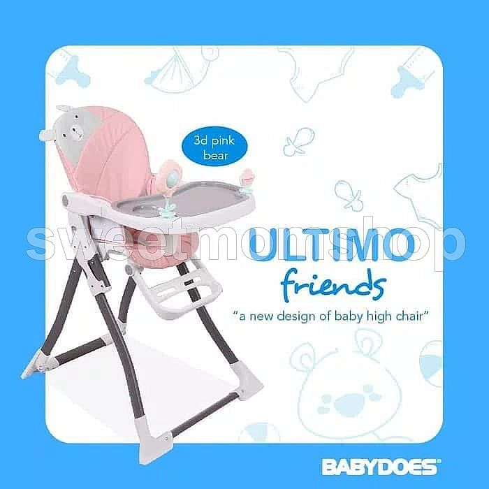 Babydoes Highchair Ultimo