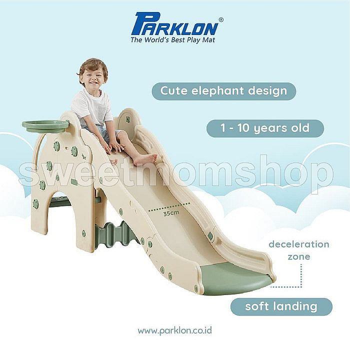 Parklon Elephant Fun Slide