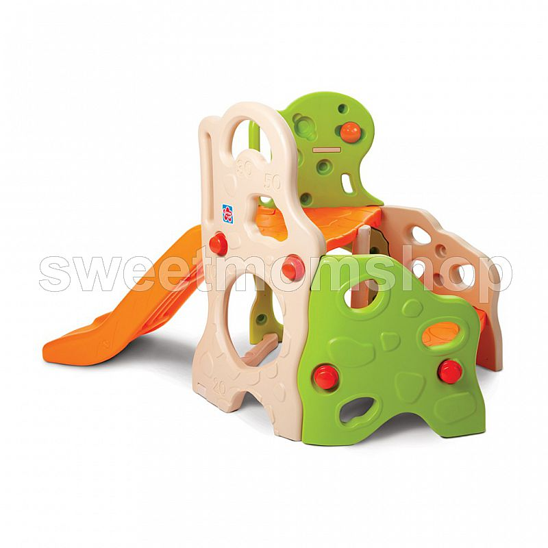 Grow Up Little Adventurers Climber N Slide