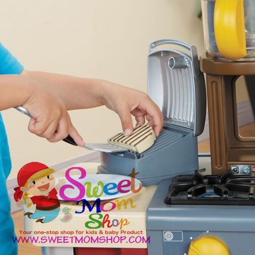 Little Tikes Kitchen Restaurant Sweet Mom Shop Jual Mainan Anak Dan Perlengkapan Bayi Serta Produk Kecantikan Online