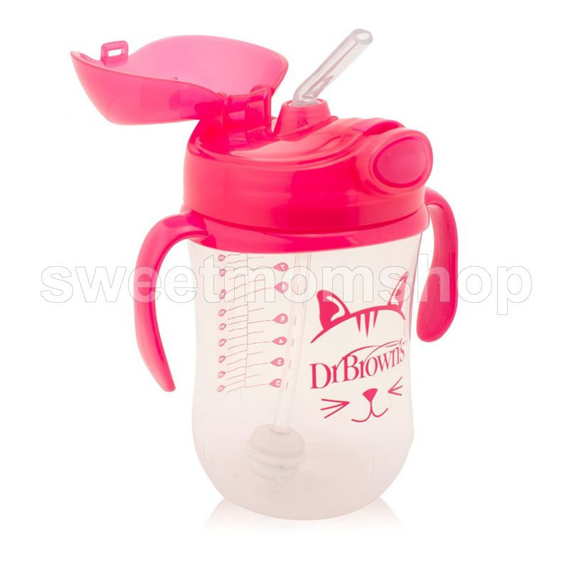 DR Brown's Babys First Straw Cup