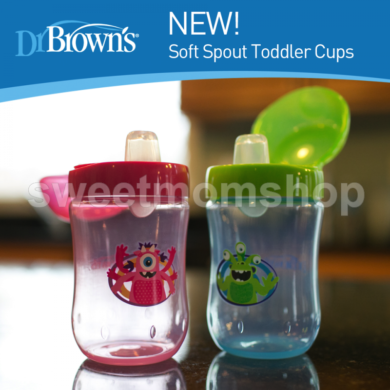Dr Brown's Soft Spout Toddler Cup 270ml