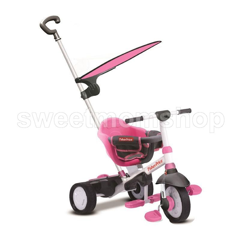 Fisher Price Smart Trike Charm Plus - Pink