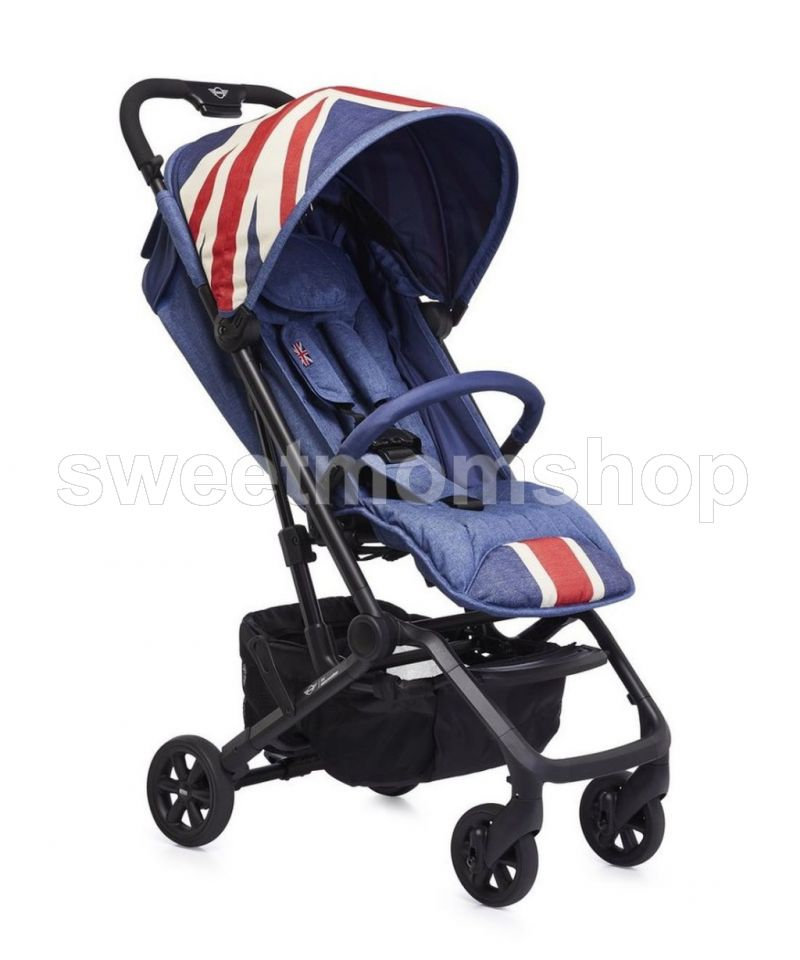 Easywalker MIni Xs - Union Jack Vintage